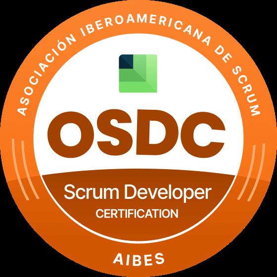 Official Scrum Developer Certification