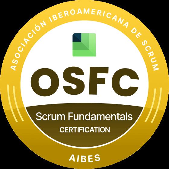 Official Scrum Fundamentals Certification